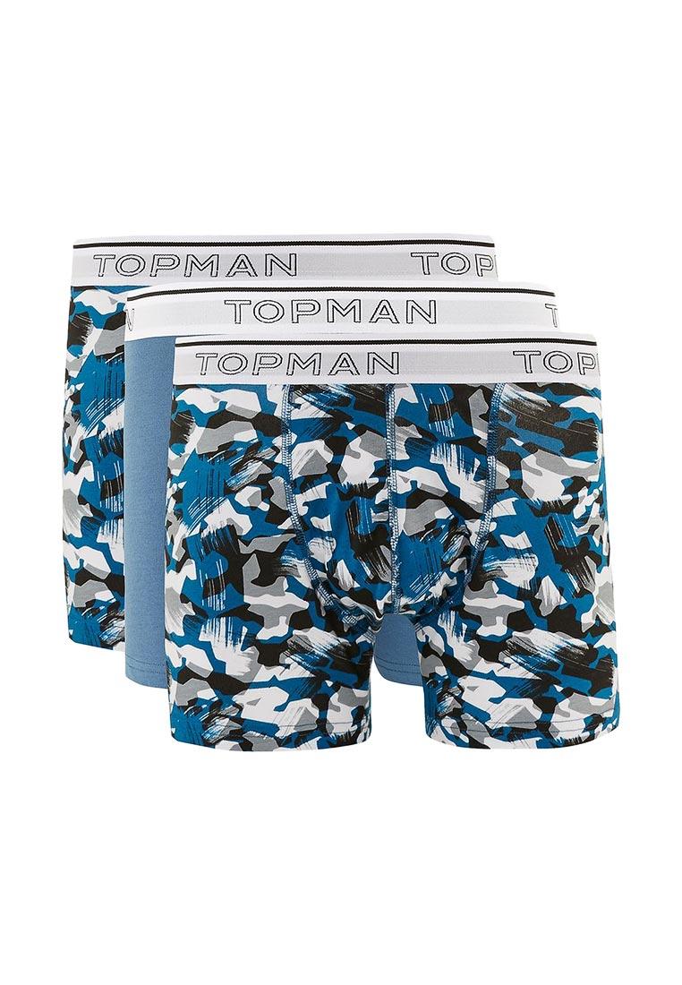Мужское белье и одежда для дома Topman (Топмэн) 52K07NMUL