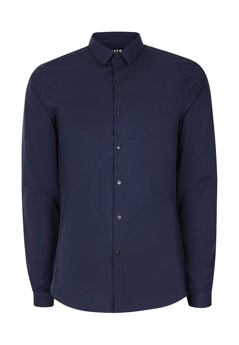 Рубашка с длинным рукавом Topman (Топмэн) 84L12NNAV