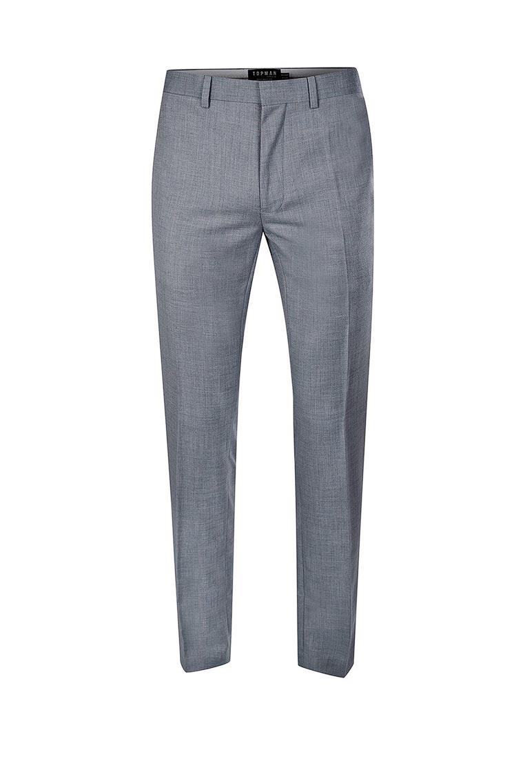 Мужские классические брюки Topman (Топмэн) 87T61OBLE