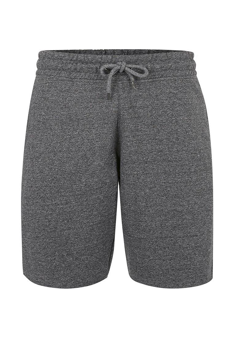 Мужские спортивные шорты Topman (Топмэн) 33J46MGRY