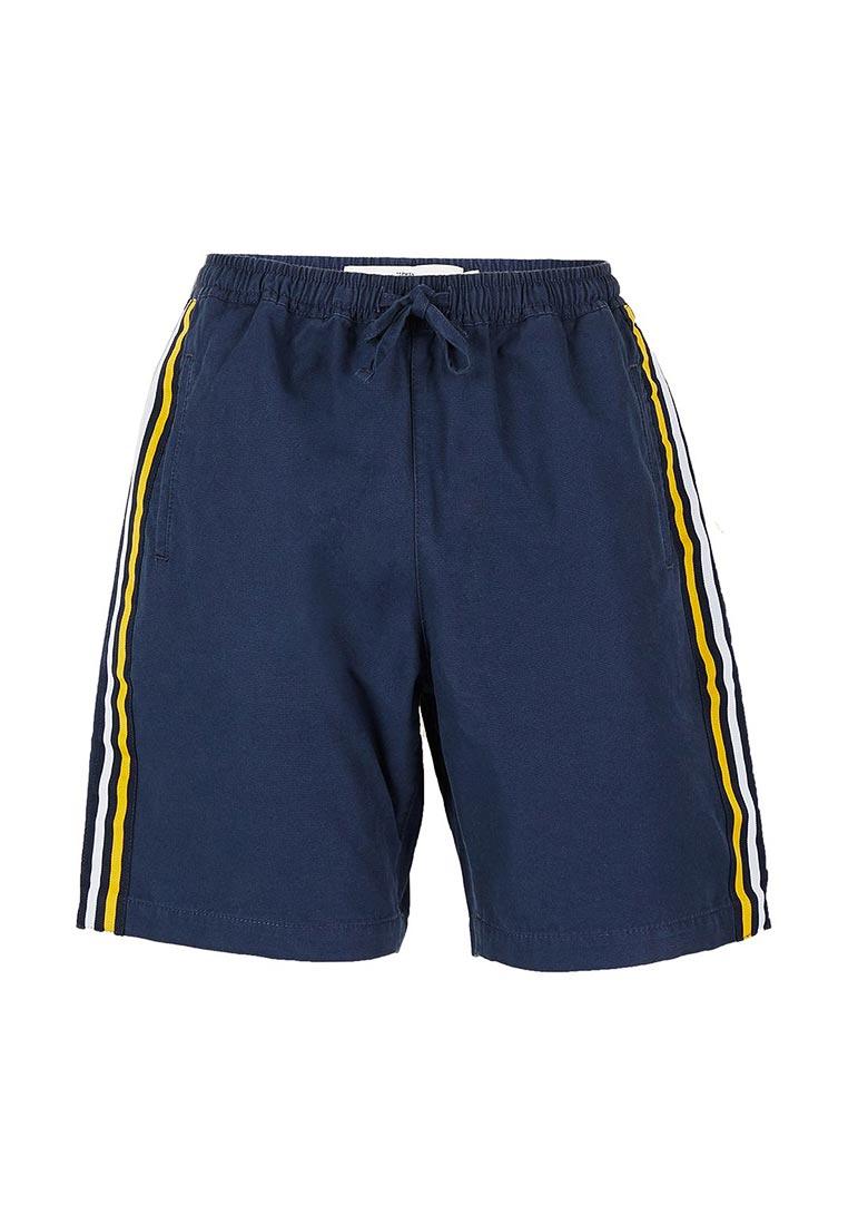 Мужские спортивные шорты Topman (Топмэн) 33U13NBLE
