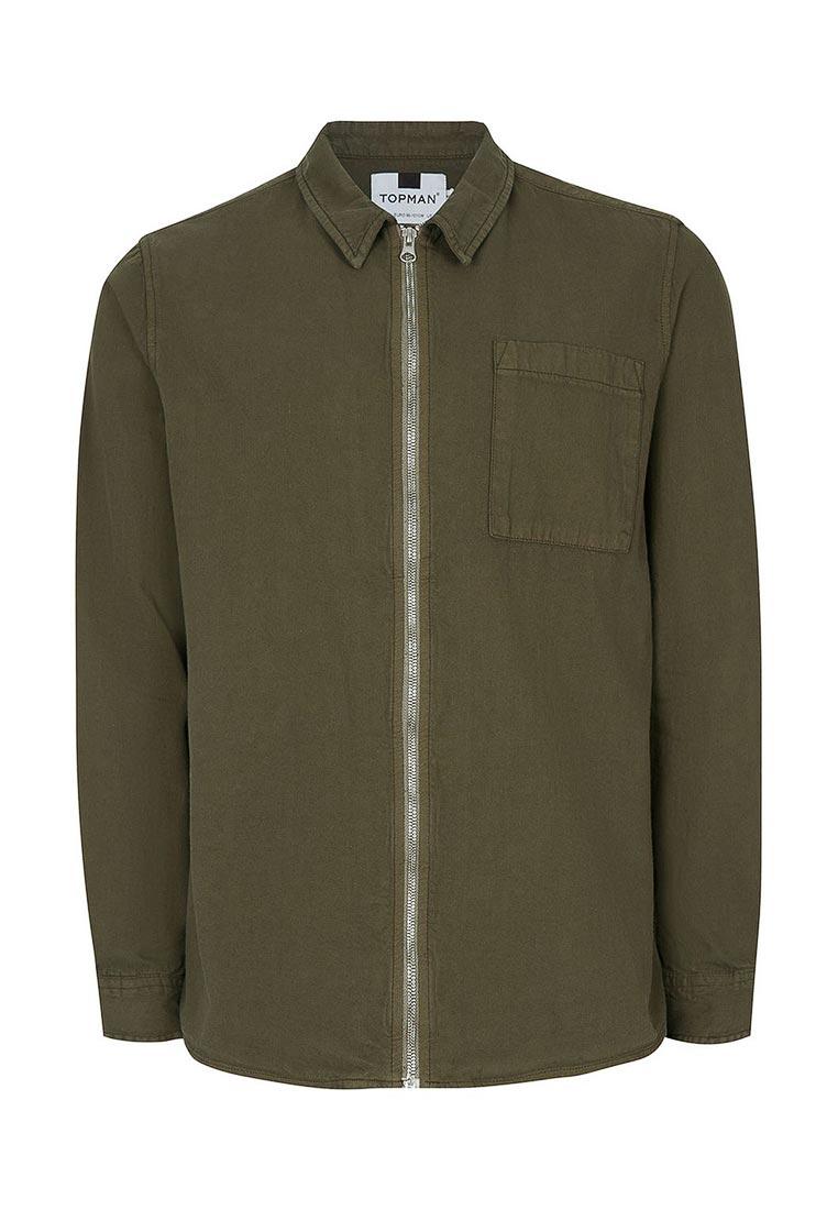 Рубашка с длинным рукавом Topman (Топмэн) 83B20NKHA