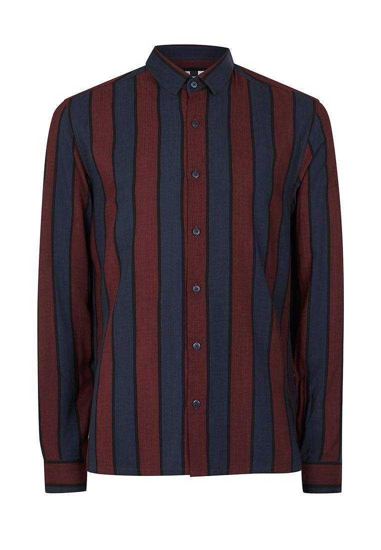 Рубашка с длинным рукавом Topman (Топмэн) 83D11NBLE