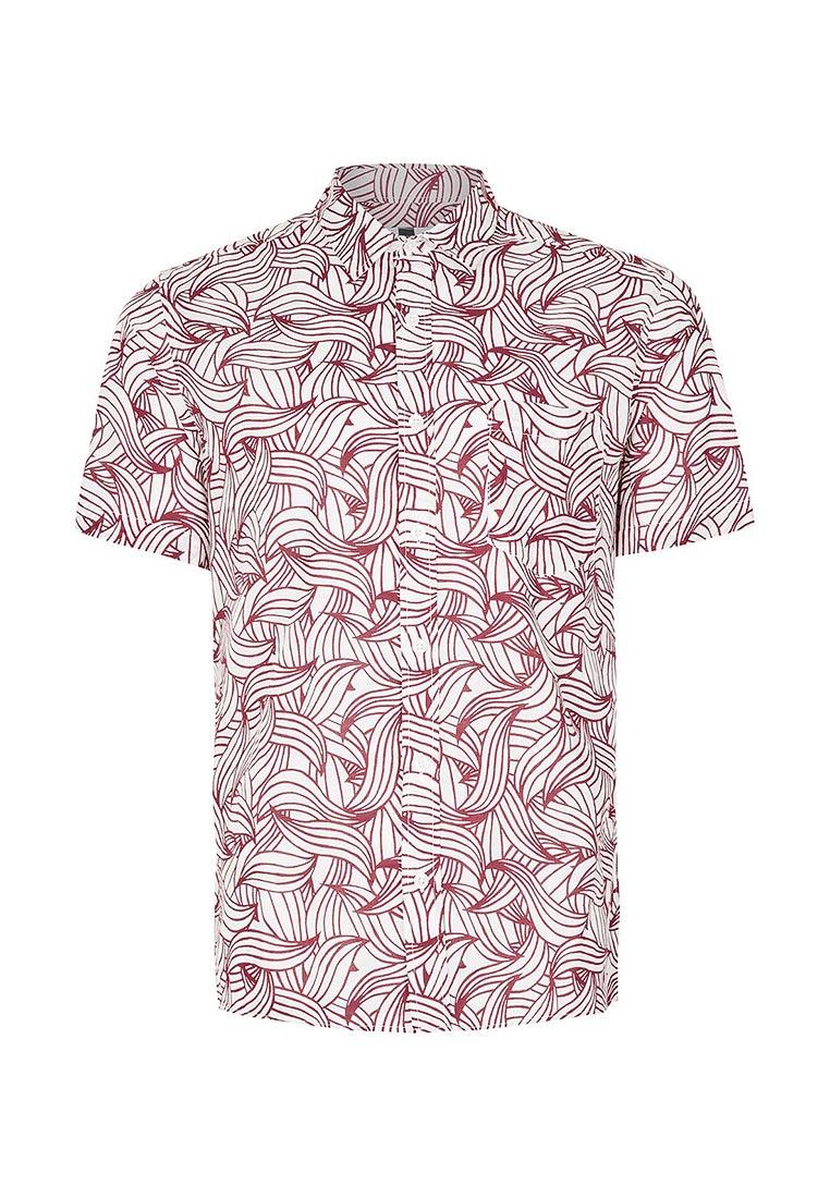 Рубашка с коротким рукавом Topman (Топмэн) 83D35NMUL