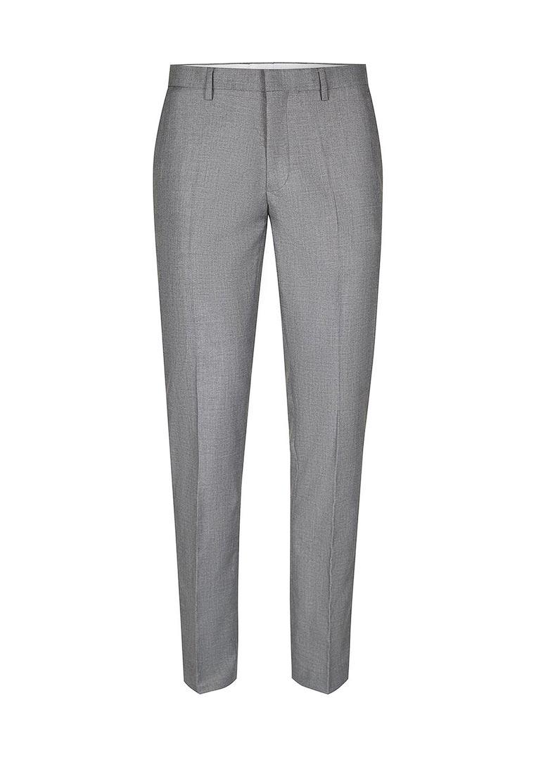 Мужские классические брюки Topman (Топмэн) 87T52LGRY
