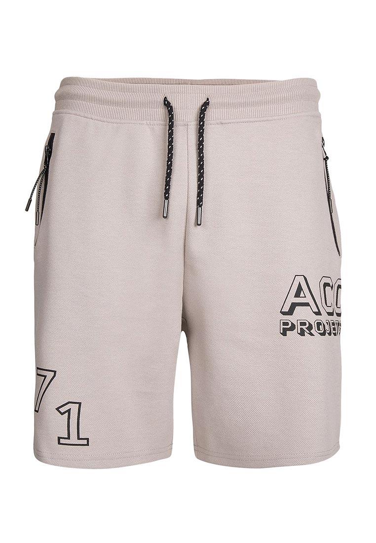 Мужские спортивные шорты Topman (Топмэн) 33J09NGRY