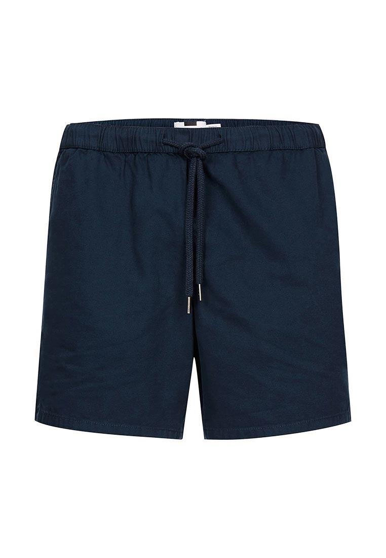 Мужские повседневные шорты Topman (Топмэн) 33U22MNAV