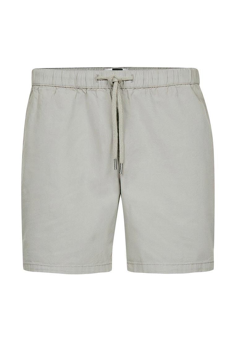 Мужские повседневные шорты Topman (Топмэн) 33U23MGRN