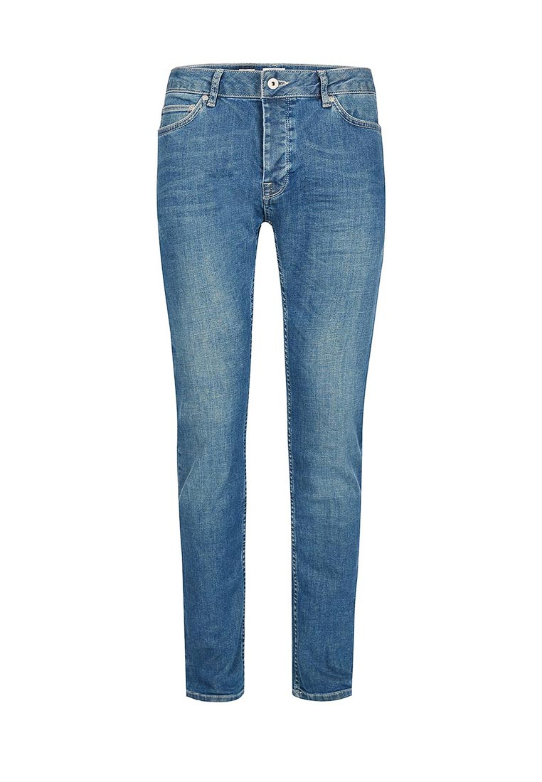 Зауженные джинсы Topman (Топмэн) 69B19OMST