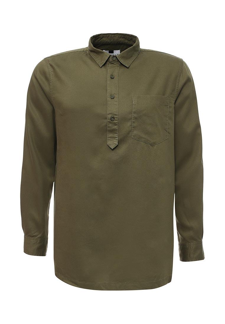 Рубашка с длинным рукавом Topman (Топмэн) 83B24NKHA