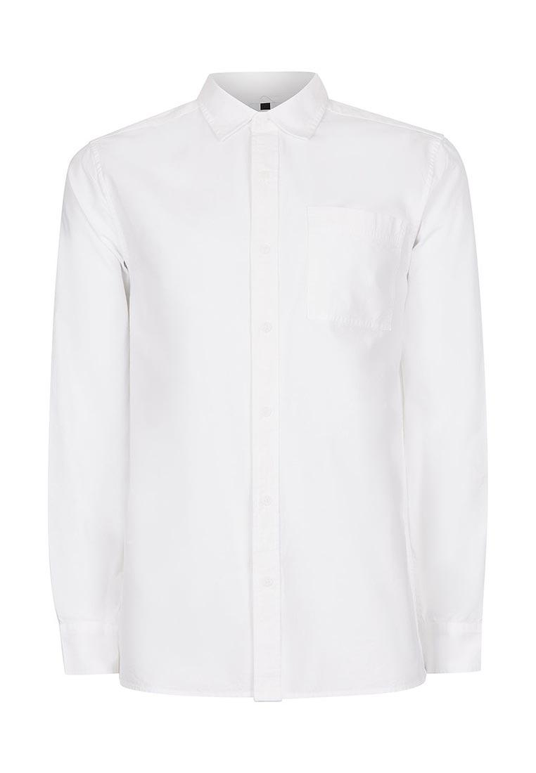 Рубашка с длинным рукавом Topman (Топмэн) 83B26NWHT