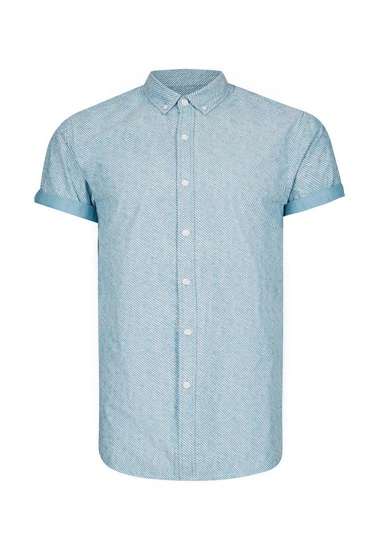 Рубашка с коротким рукавом Topman (Топмэн) 83D31NBLE