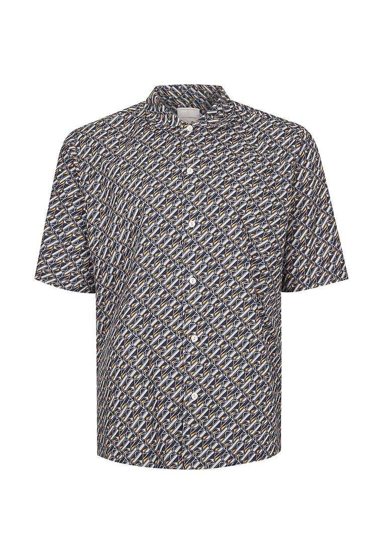 Рубашка с коротким рукавом Topman (Топмэн) 83P31NMUL