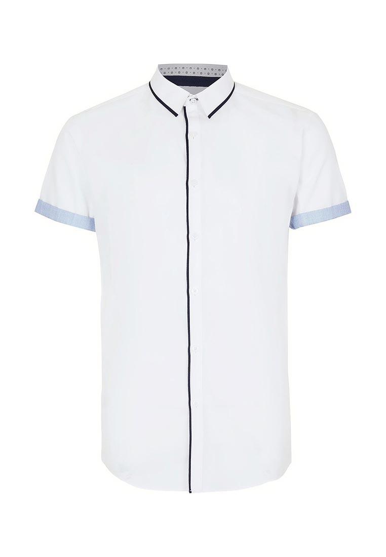 Рубашка с коротким рукавом Topman (Топмэн) 84A06NWHT