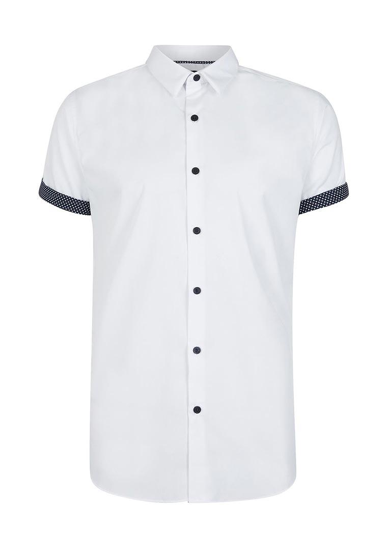 Рубашка с коротким рукавом Topman (Топмэн) 84B03NWHT