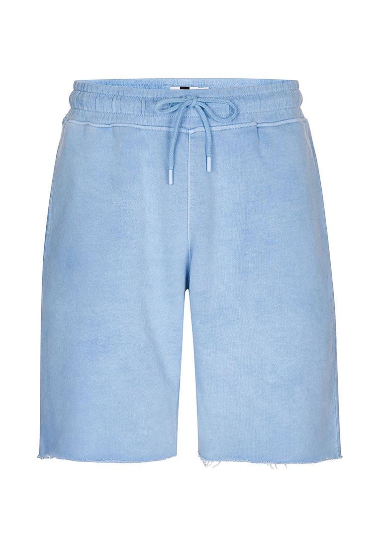 Мужские повседневные шорты Topman (Топмэн) 33J10NBLE
