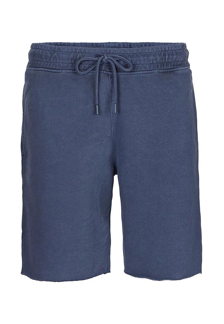 Мужские повседневные шорты Topman (Топмэн) 33J19NBLE