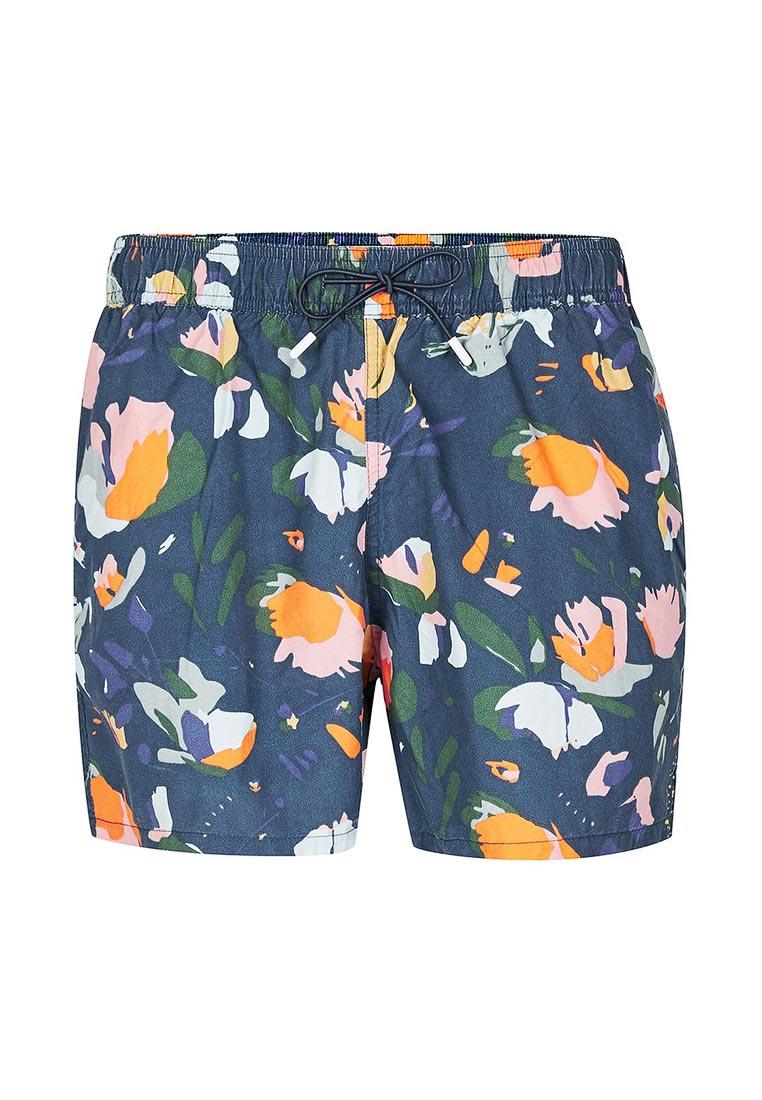 Мужские шорты для плавания Topman (Топмэн) 33P24MMUL