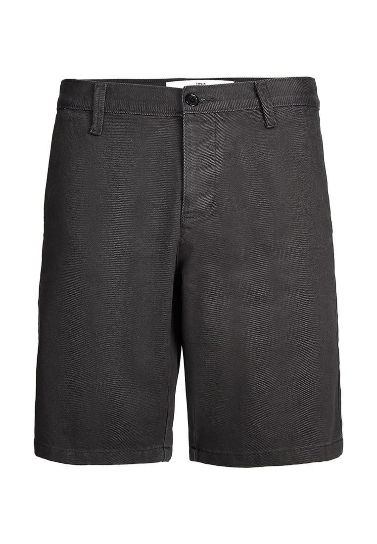 Мужские повседневные шорты Topman (Топмэн) 33U10NMUL