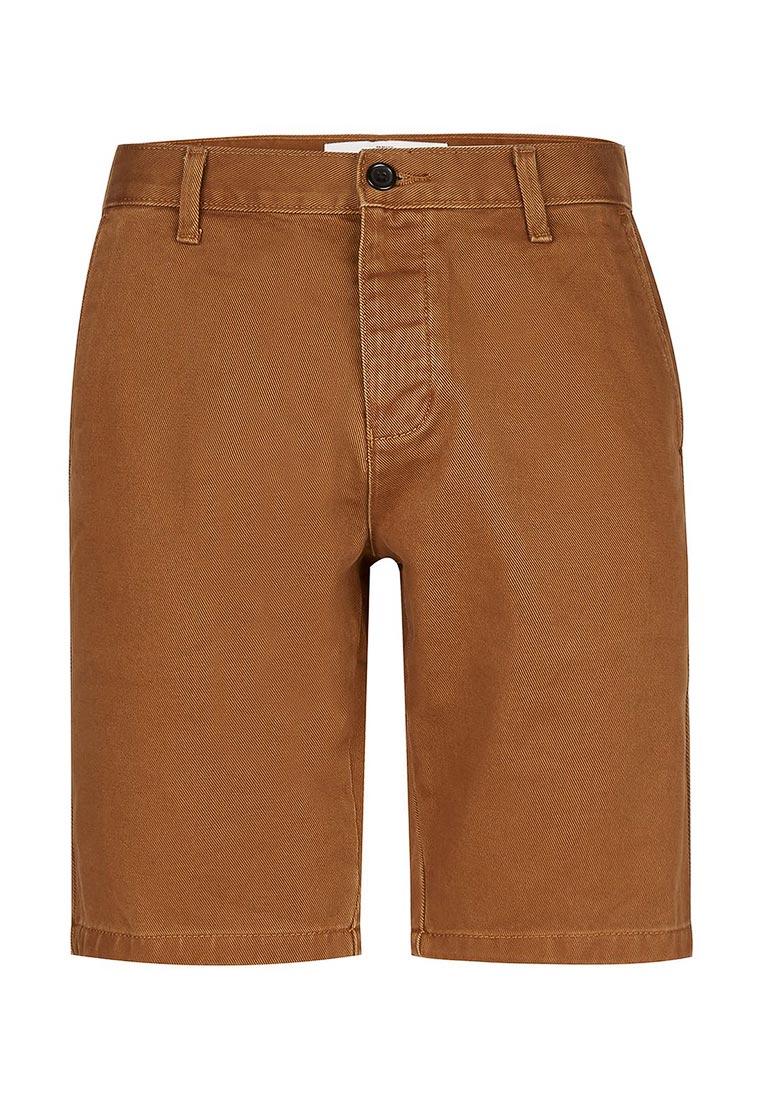 Мужские повседневные шорты Topman (Топмэн) 33U11NMUL