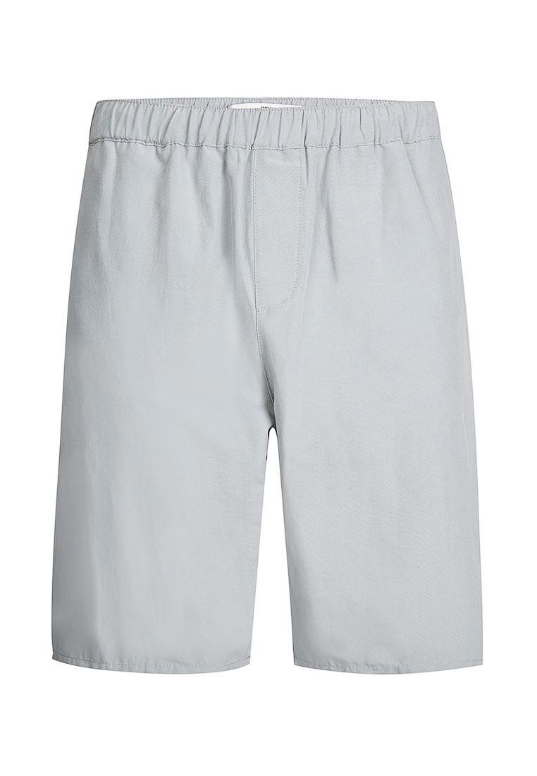 Мужские повседневные шорты Topman (Топмэн) 33U12NGRY