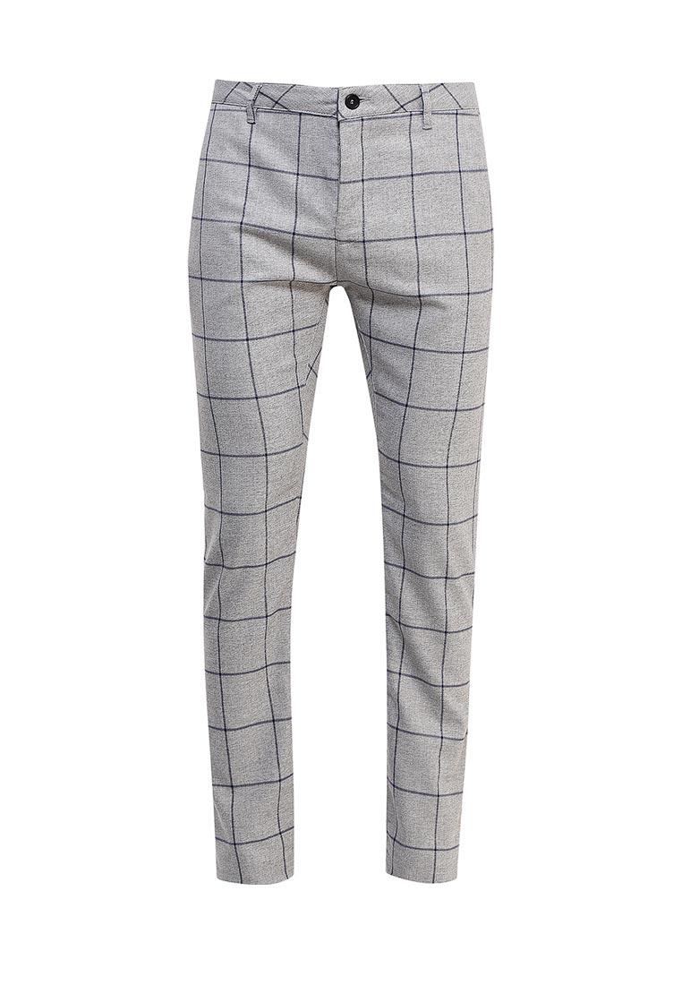 Мужские повседневные брюки Topman (Топмэн) 68F22OGRY