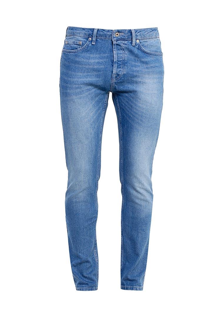 Зауженные джинсы Topman (Топмэн) 69B37OMST