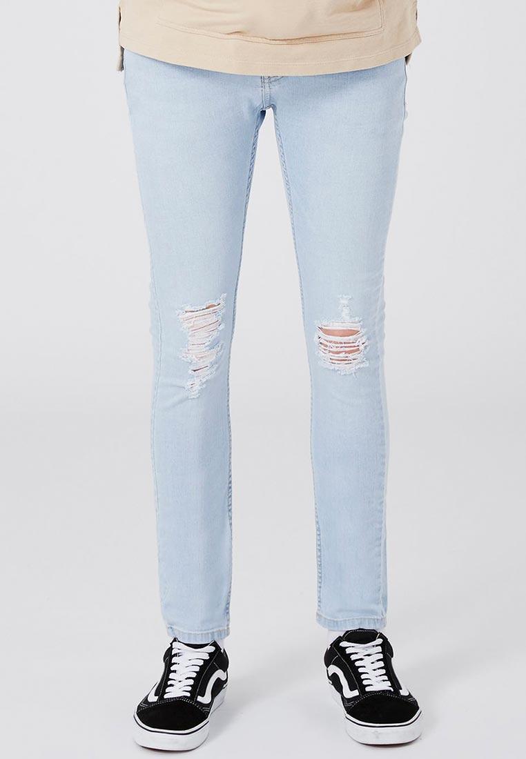 Зауженные джинсы Topman (Топмэн) 69D05OLST