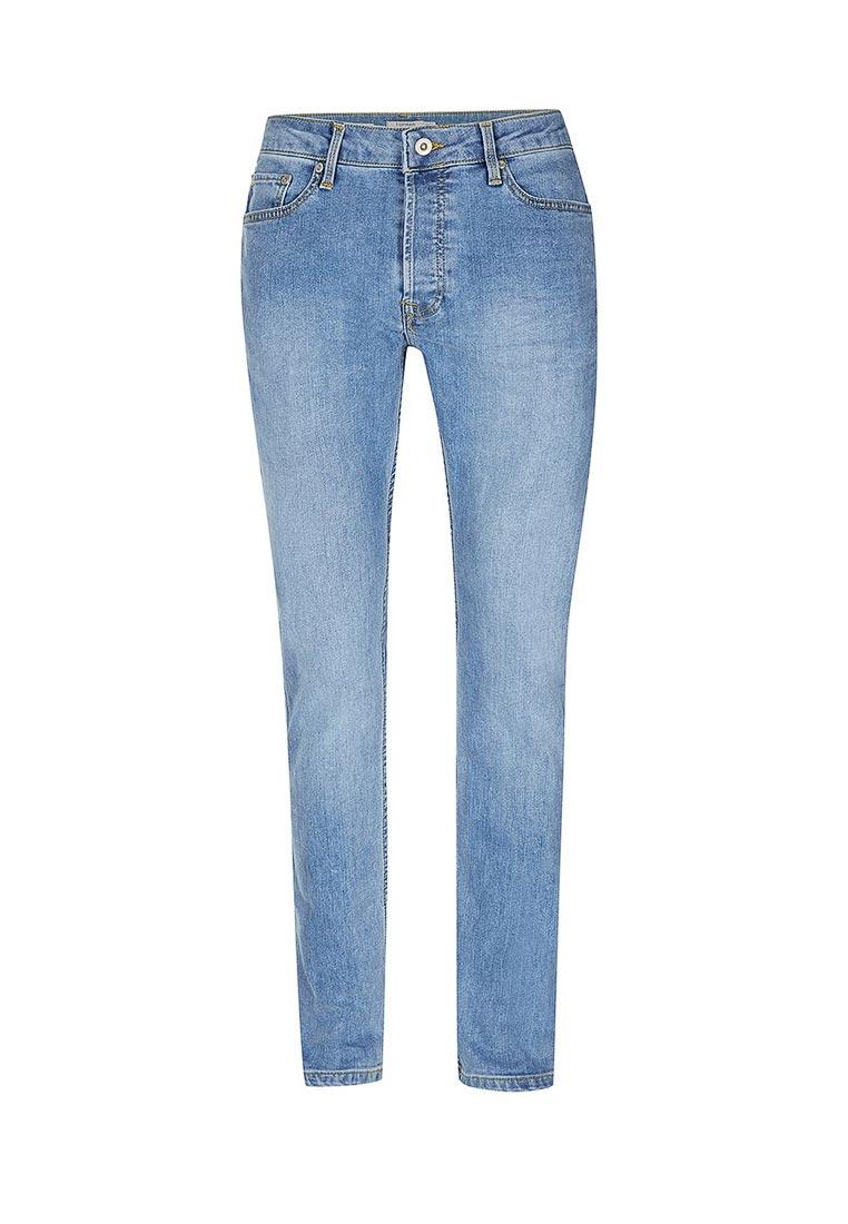 Зауженные джинсы Topman (Топмэн) 69F08OLST