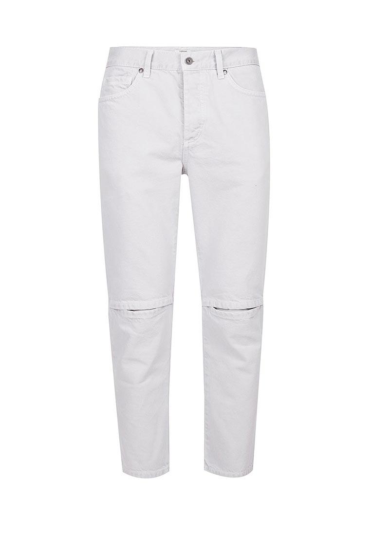 Мужские прямые джинсы Topman (Топмэн) 69J05OGRY
