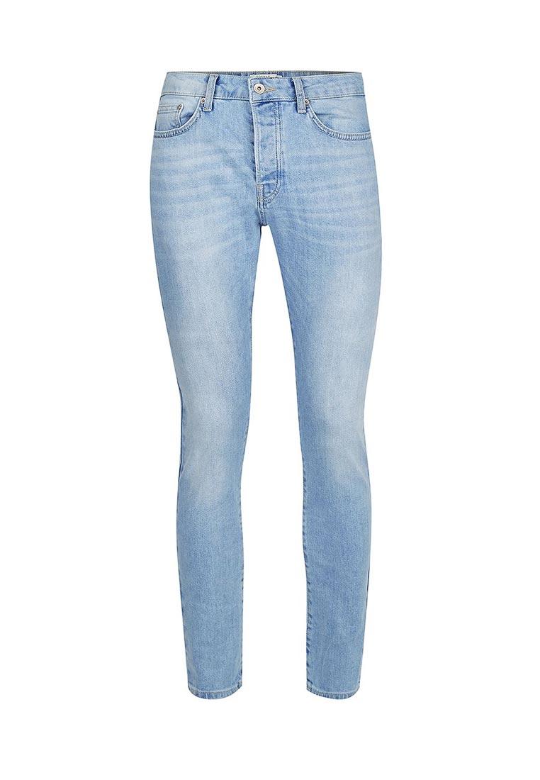 Зауженные джинсы Topman (Топмэн) 69J28OLST