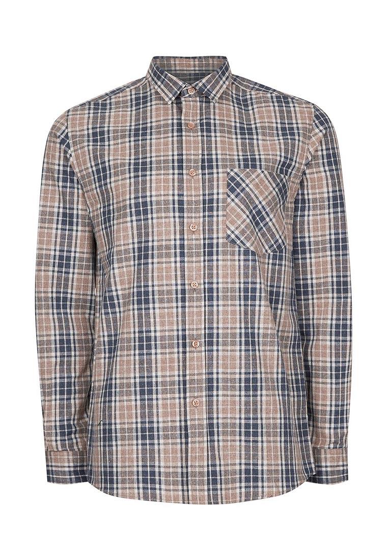 Рубашка с длинным рукавом Topman (Топмэн) 83C18NSTN