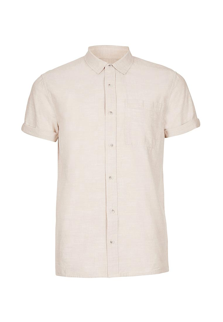 Рубашка с коротким рукавом Topman (Топмэн) 83P12NSTN