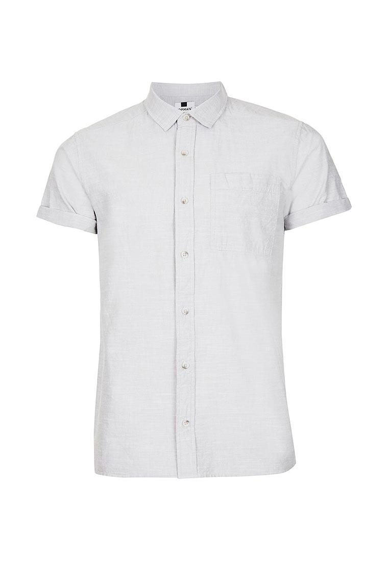Рубашка с коротким рукавом Topman (Топмэн) 83P13NGRY