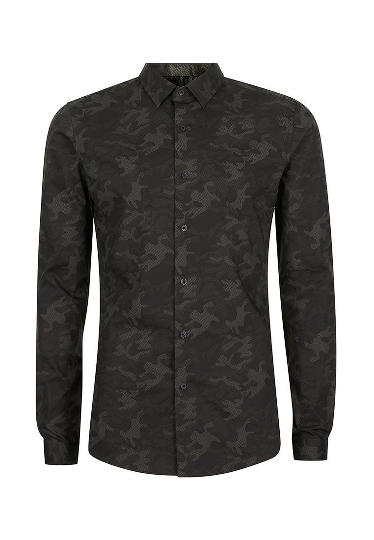 Рубашка с длинным рукавом Topman (Топмэн) 84C08NMUL