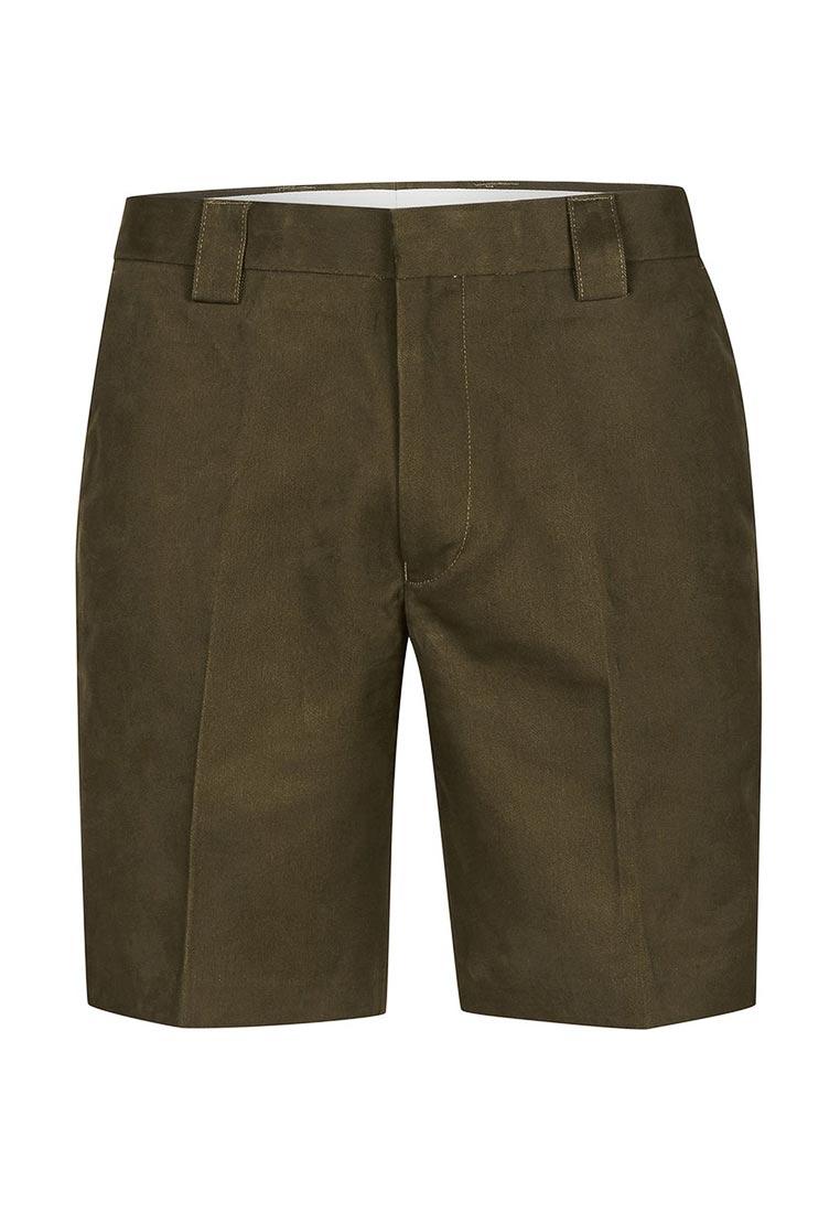 Мужские повседневные шорты Topman (Топмэн) 88M07OKHA
