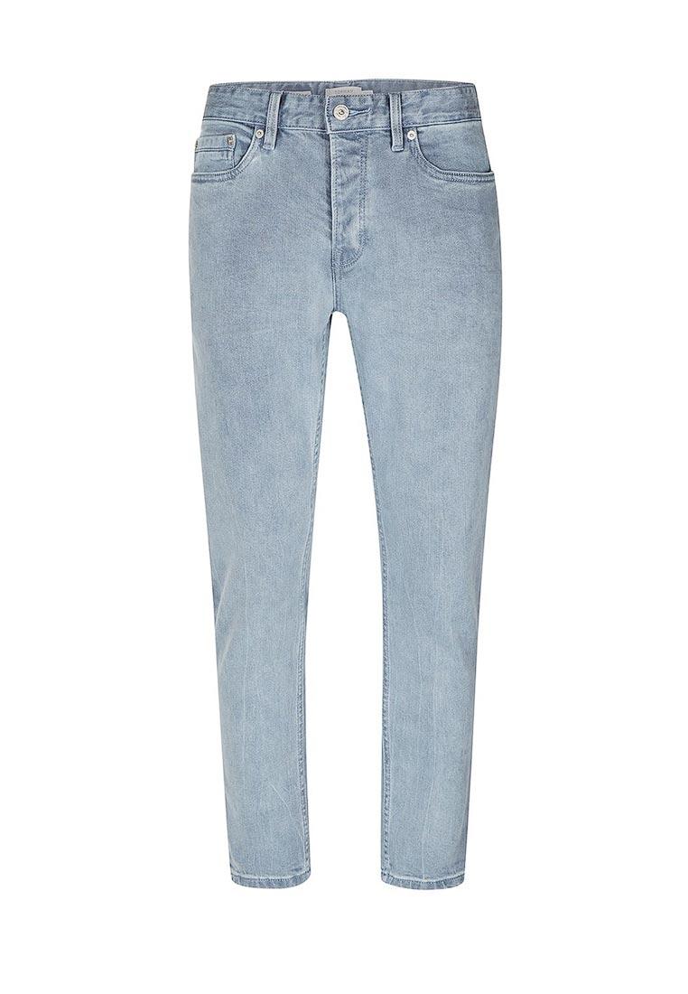 Зауженные джинсы Topman (Топмэн) 69C02NDST