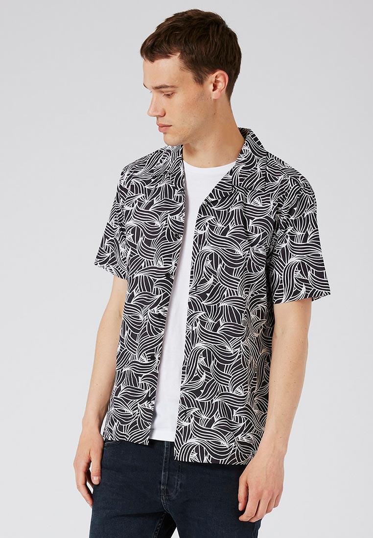 Рубашка с коротким рукавом Topman (Топмэн) 83D32NMUL