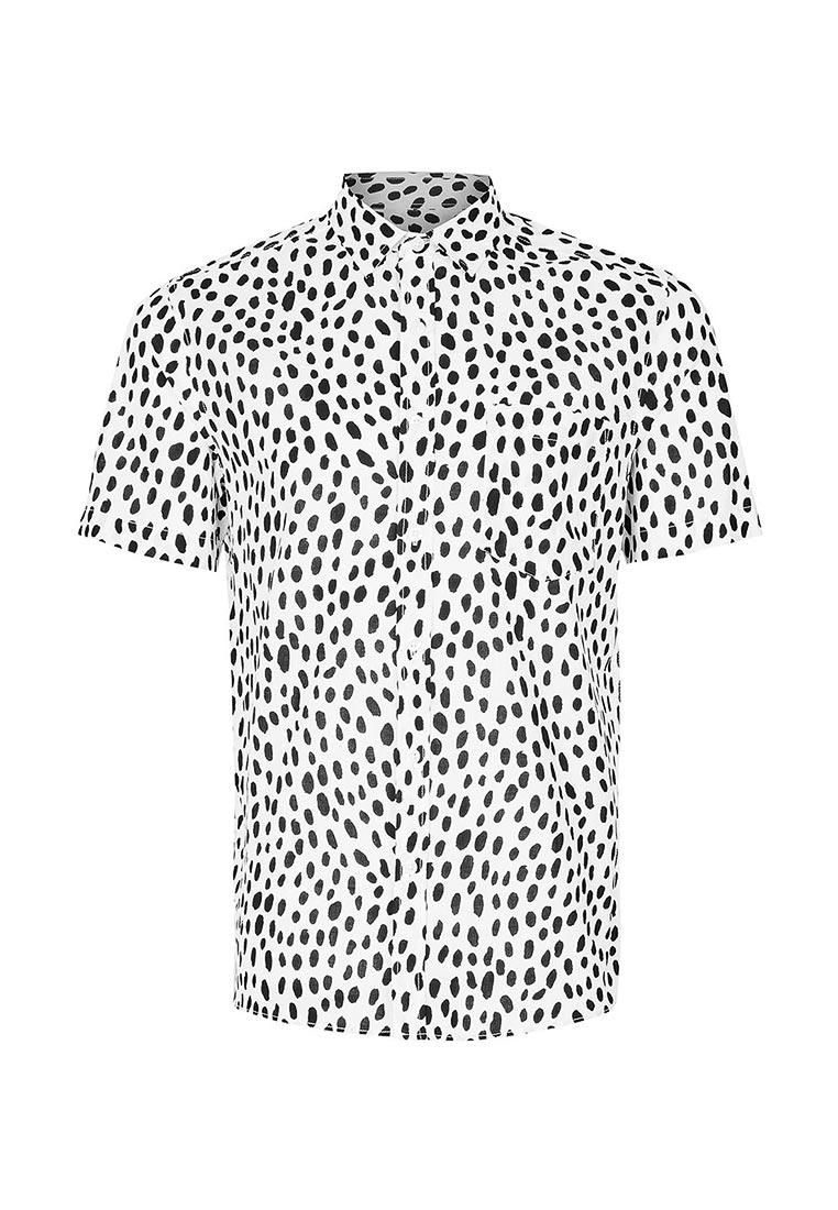 Рубашка с коротким рукавом Topman (Топмэн) 83D34NWHT