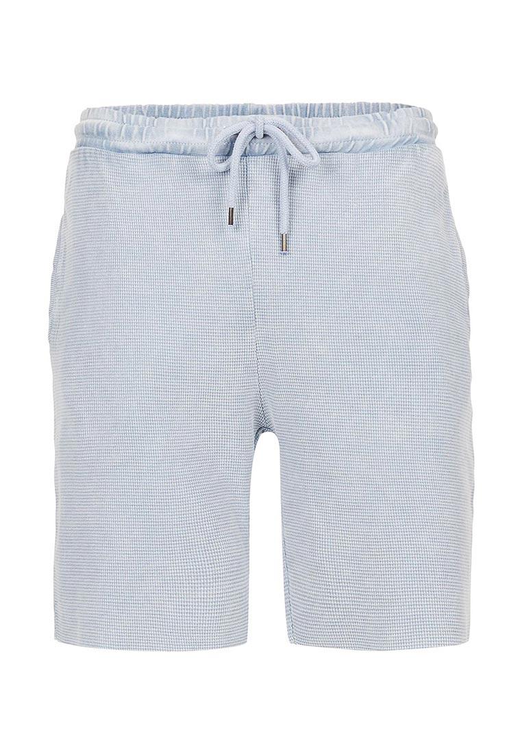 Мужские повседневные шорты Topman (Топмэн) 33J04NLBL