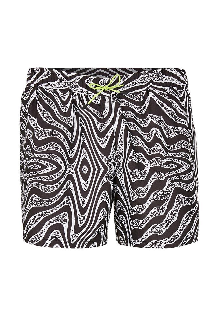 Мужские шорты для плавания Topman (Топмэн) 33P05NBLK