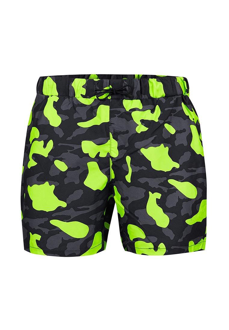 Мужские шорты для плавания Topman (Топмэн) 33P06NMUL