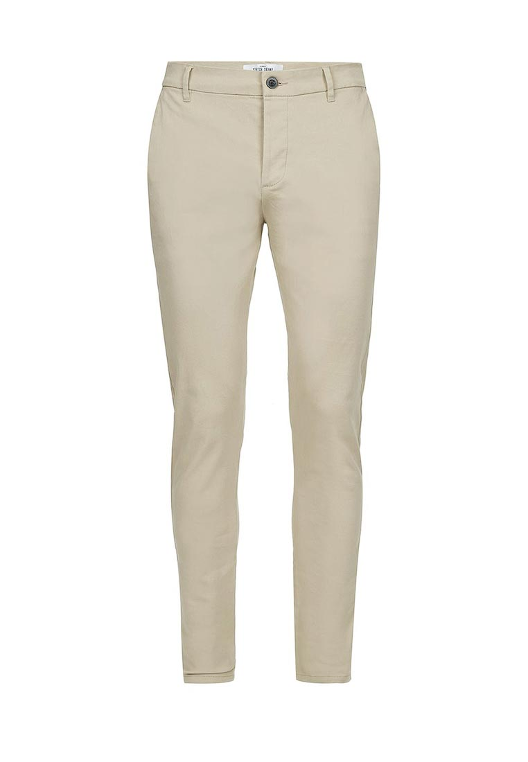 Мужские повседневные брюки Topman (Топмэн) 68L02OSTN