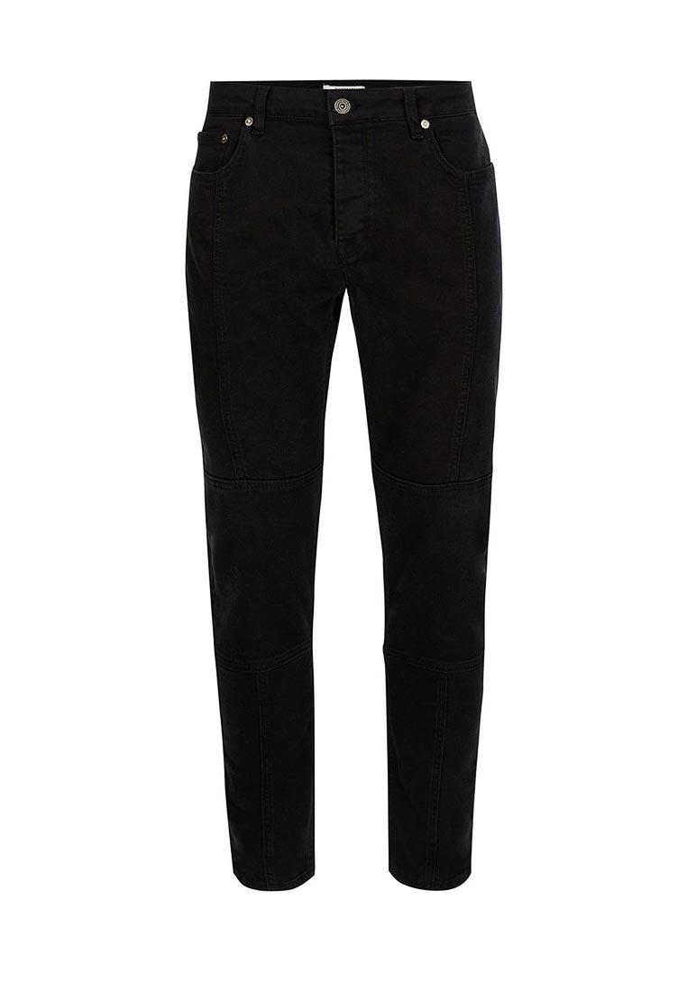 Зауженные джинсы Topman (Топмэн) 69B26OBLK