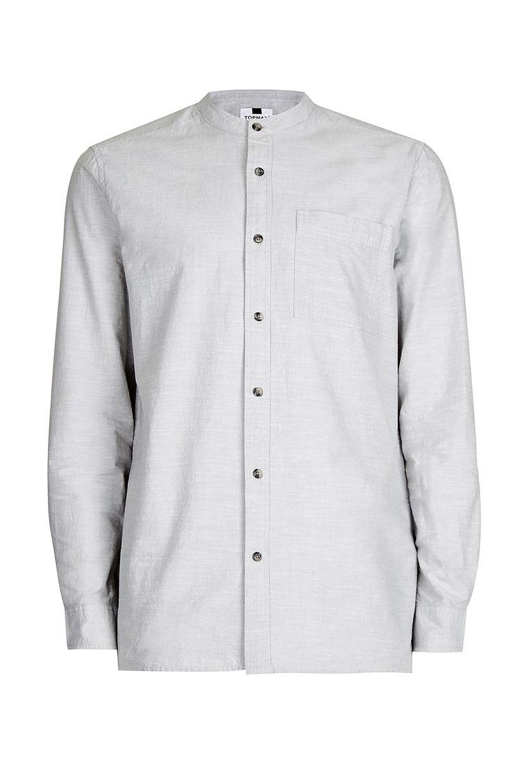 Рубашка с длинным рукавом Topman (Топмэн) 83B28NGRY
