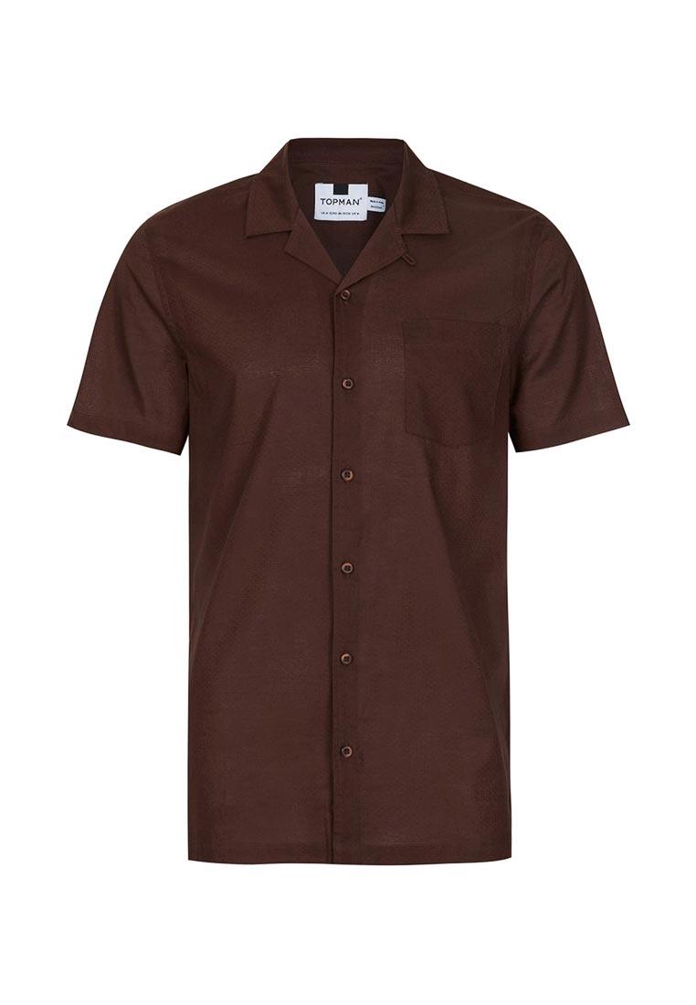 Рубашка с коротким рукавом Topman (Топмэн) 83D26NOGE