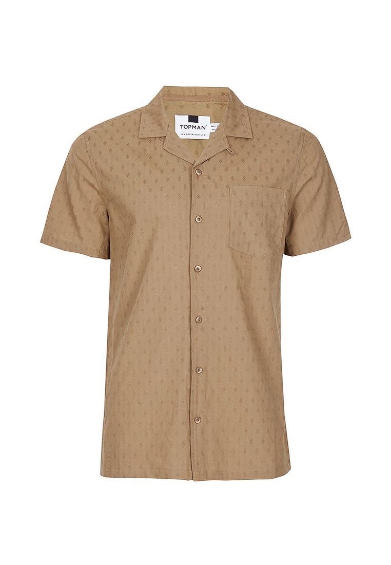 Рубашка с коротким рукавом Topman (Топмэн) 83D27NKHA