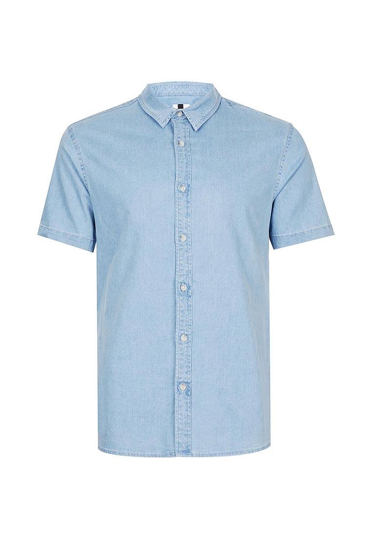 Рубашка с коротким рукавом Topman (Топмэн) 83S10NBLC