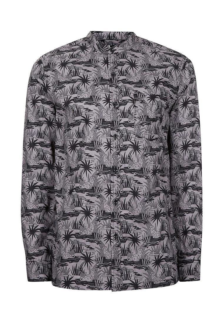 Рубашка с длинным рукавом Topman (Топмэн) 83U20NMUL