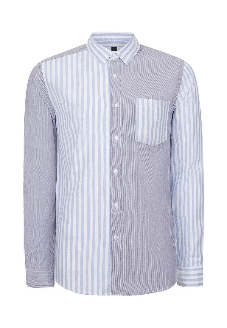 Рубашка с длинным рукавом Topman (Топмэн) 83U21NBLE